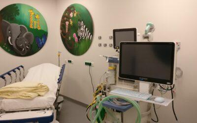 Donatie schilderijen Protonencentrum